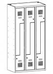 szafy ubraniowe typu L SUL-33